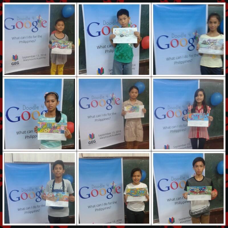 Event: Doodle 4 Google