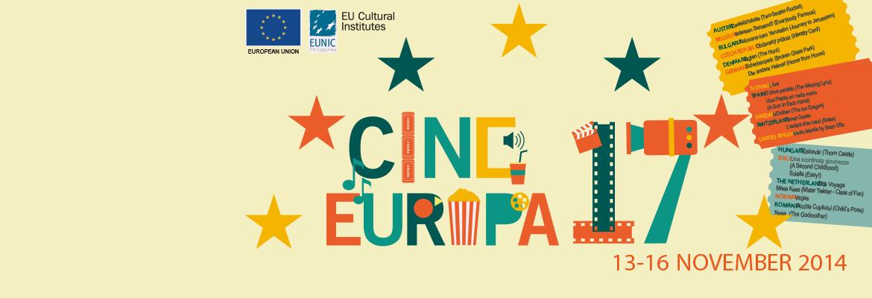 Press Release: Cine Europa 17 Opening