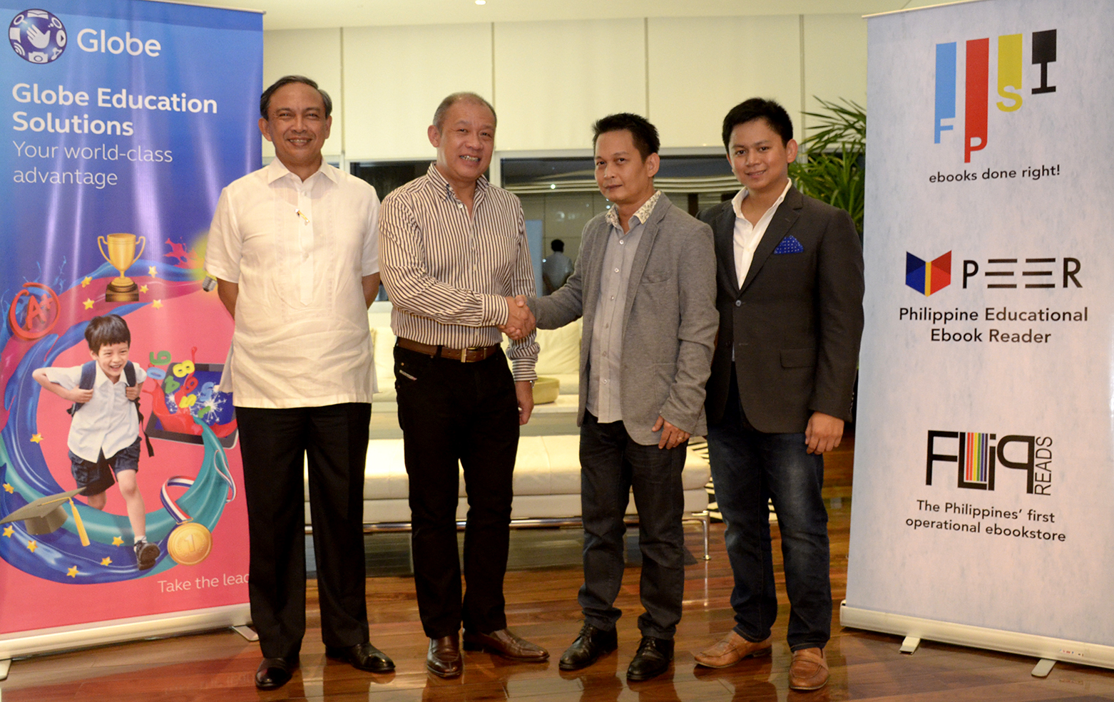 Globe-Flipside alliance to boost e-books adoption for PHL mEducation, eLearning