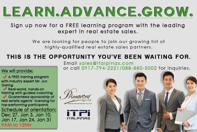 FREE 3-Month Learning Program on Real Estate Selling